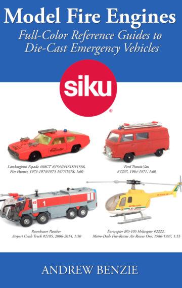 Model Fire Engines: Siku