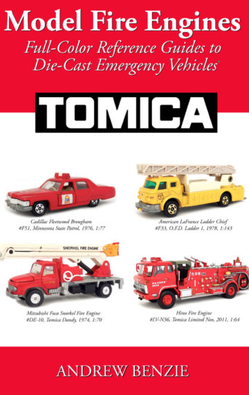 Model Fire Engines: Tomica