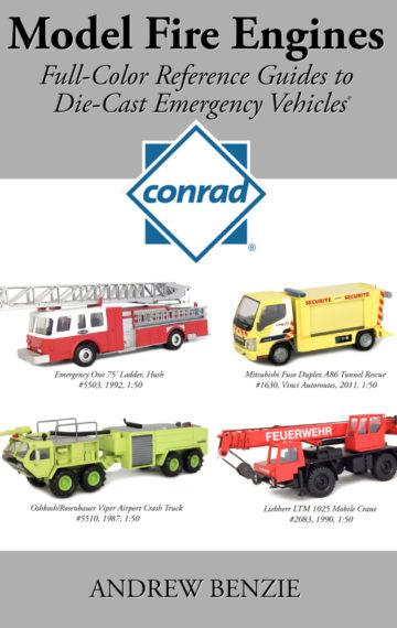 Model Fire Engines: Conrad