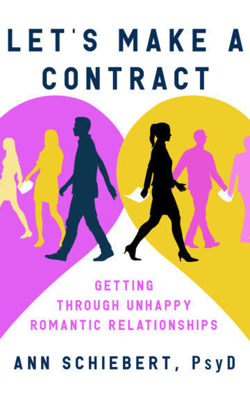 Let's Make a Contract: Getting Through Unhappy Romantic Relationships